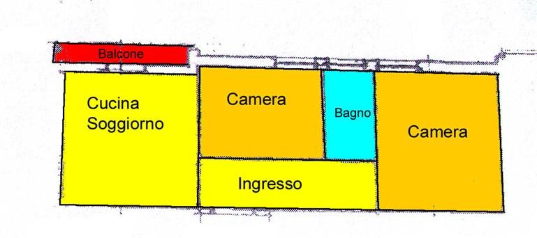 Appartamento in vendita a Scandicci, 3 locali, zona Zona: Casellina, prezzo € 205.000 | Cambio Casa.it
