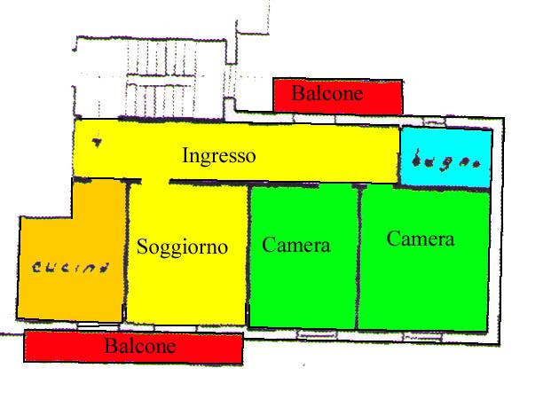 Appartamento in vendita a Scandicci, 4 locali, zona Località: CENTRO, prezzo € 250.000 | Cambio Casa.it