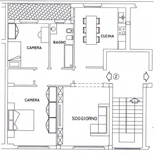 Appartamento in Vendita a Londa