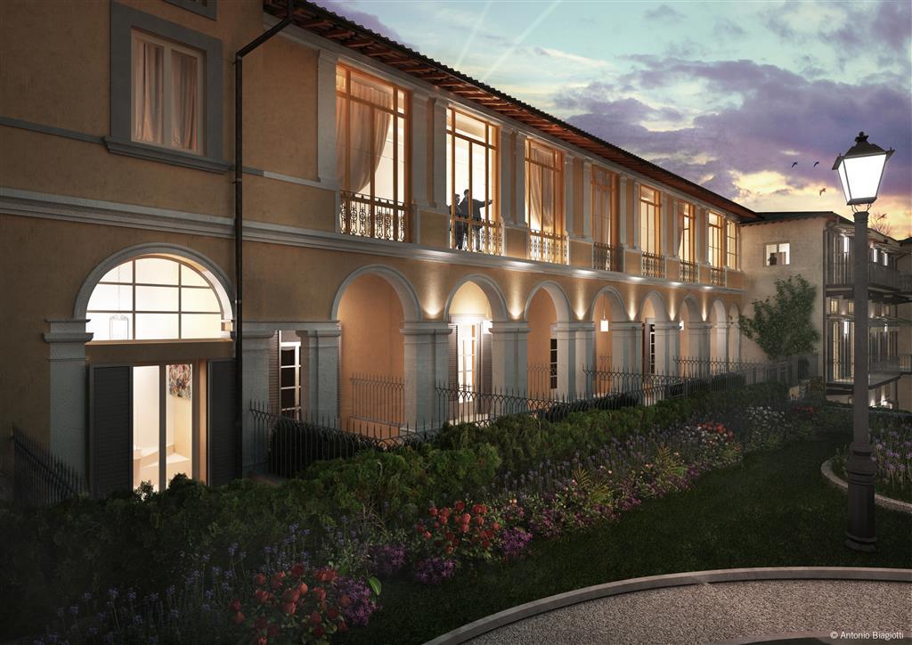 Appartamento in vendita a Firenze, 4 locali, zona Località: CURE, prezzo € 390.000 | CambioCasa.it
