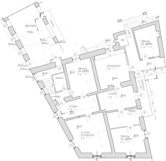 Palazzo / Stabile in vendita a Levico Terme, 1000 locali, zona Località: LEVICO TERME, prezzo € 250.000 | Cambio Casa.it