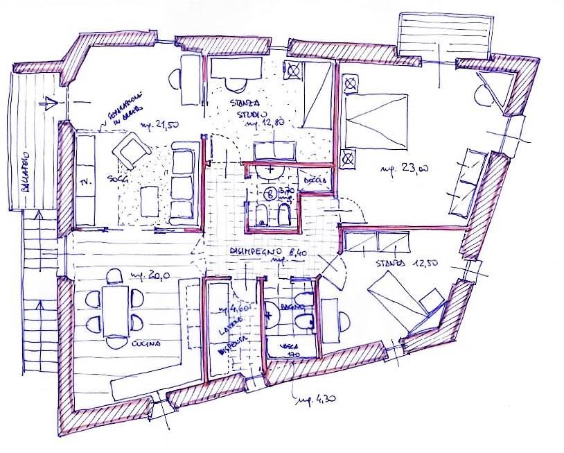 Soluzione Indipendente in vendita a Levico Terme, 4 locali, prezzo € 255.000   Cambio Casa.it
