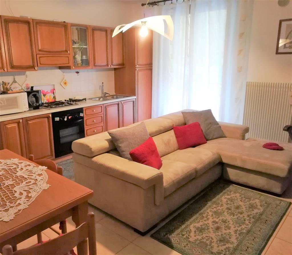 Appartamento in affitto a Nervesa della Battaglia, 2 locali, prezzo € 420   CambioCasa.it
