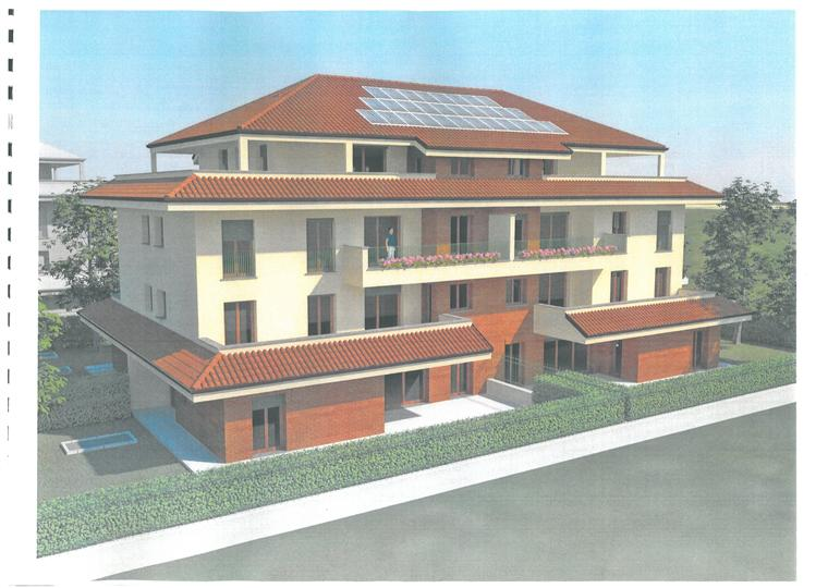 Attico / Mansarda in vendita a Pozzo d'Adda, 4 locali, prezzo € 255.000 | Cambio Casa.it