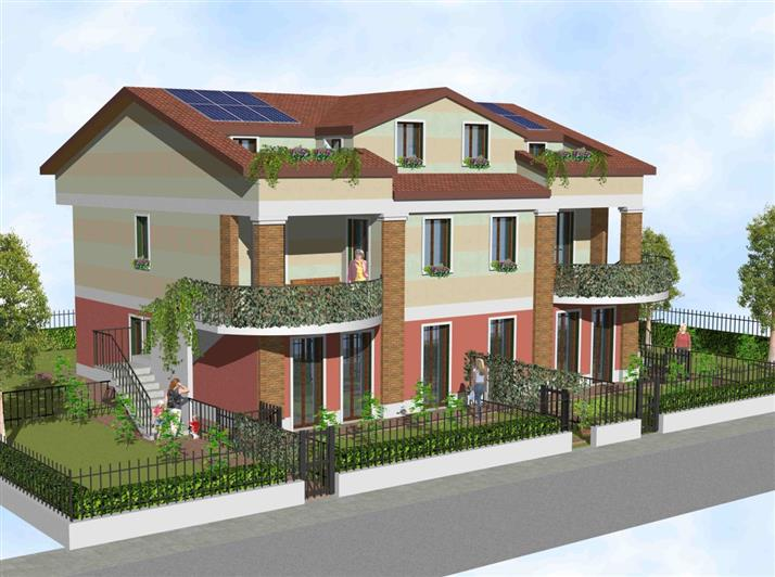 Appartamento in vendita a Zevio, 5 locali, zona Zona: Campagnola, prezzo € 210.000 | Cambio Casa.it