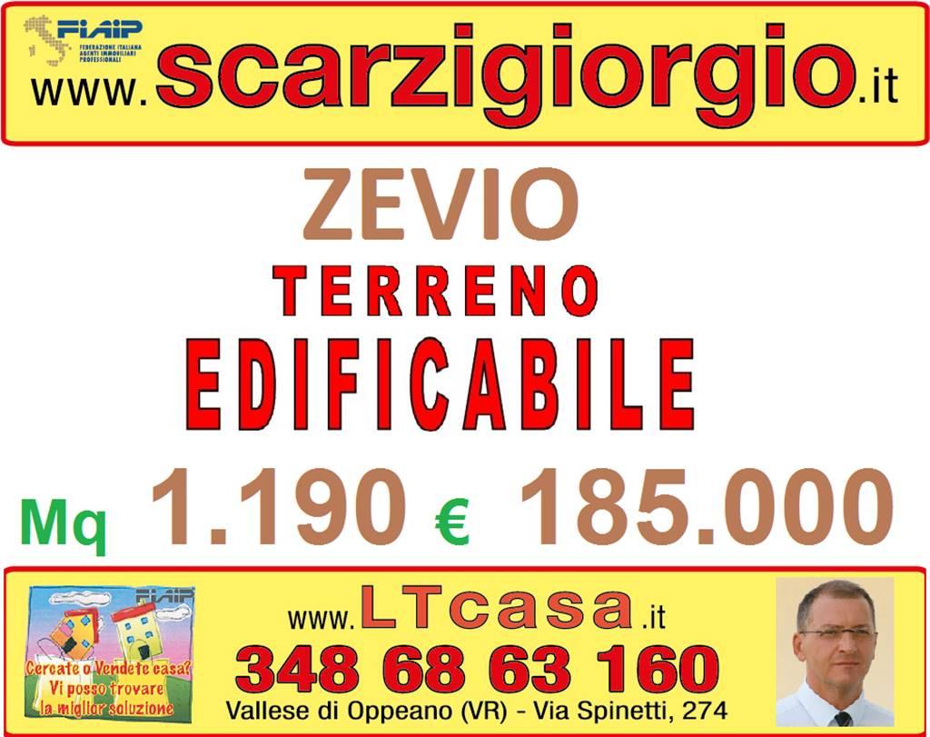 Terreno Edificabile Residenziale in vendita a Zevio, 9999 locali, prezzo € 185.000 | Cambio Casa.it