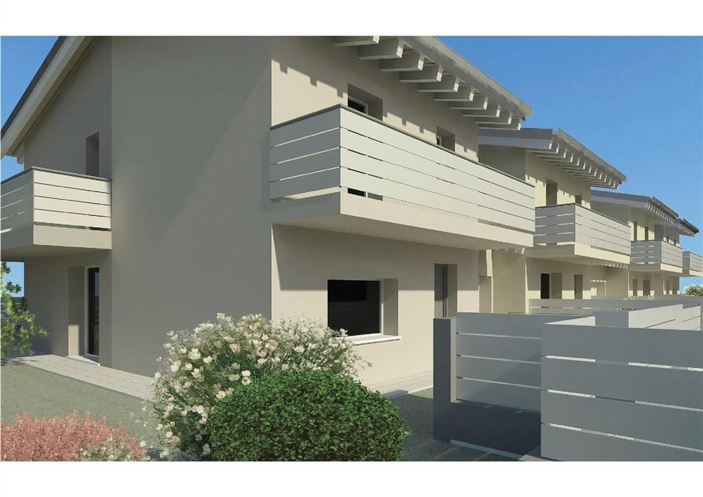 Villa a Schiera in vendita a Zevio, 5 locali, zona Zona: Campagnola, prezzo € 320.000   Cambio Casa.it