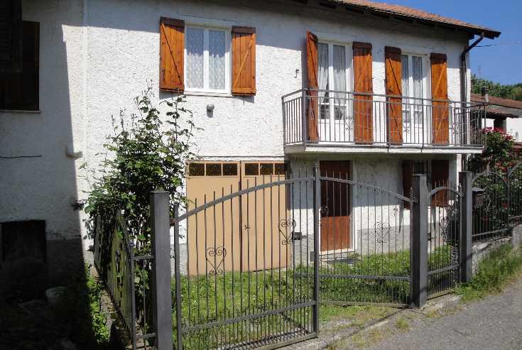 Casa Indipendente vendita BORGHETTO DI BORBERA (AL) - 4 LOCALI - 60 MQ
