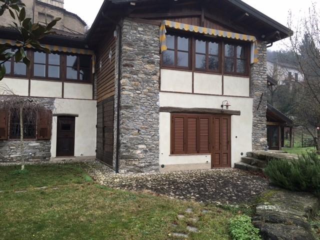 Villa in vendita a Grondona, 10 locali, prezzo € 550.000 | Cambio Casa.it