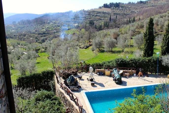 Agriturismo in Vendita a Greve in Chianti
