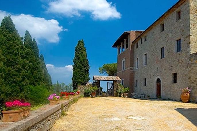 Villa in Vendita a Radicondoli
