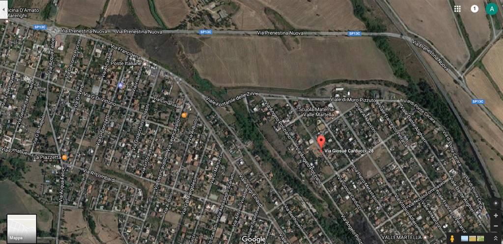 Terreno Edificabile Residenziale in vendita a Zagarolo, 9999 locali, zona Località: VALLE MARTELLA, prezzo € 48.000 | CambioCasa.it