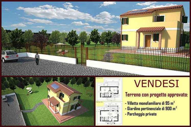 Terreno Edificabile Residenziale in vendita a Sarzana, 9999 locali, zona Località: BATTIFOLLO, prezzo € 110.000 | CambioCasa.it