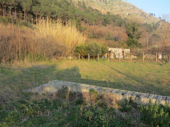 Terreno agricolo a CASTEL SAN GIORGIO 877 Mq