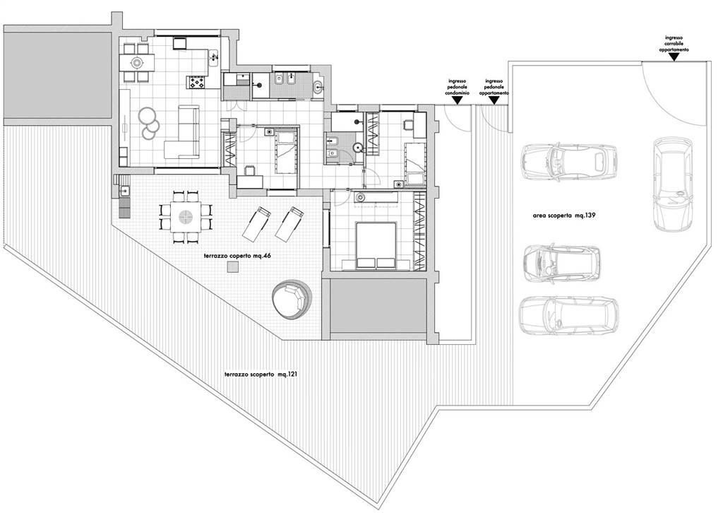 Appartamento indipendente a CASTEL SAN GIORGIO