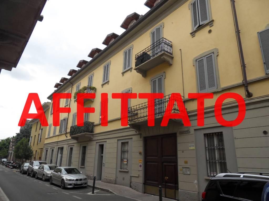 Loft / Openspace in affitto a Monza, 1 locali, zona Zona: 5 . San Carlo, San Giuseppe, San Rocco, prezzo € 450 | CambioCasa.it