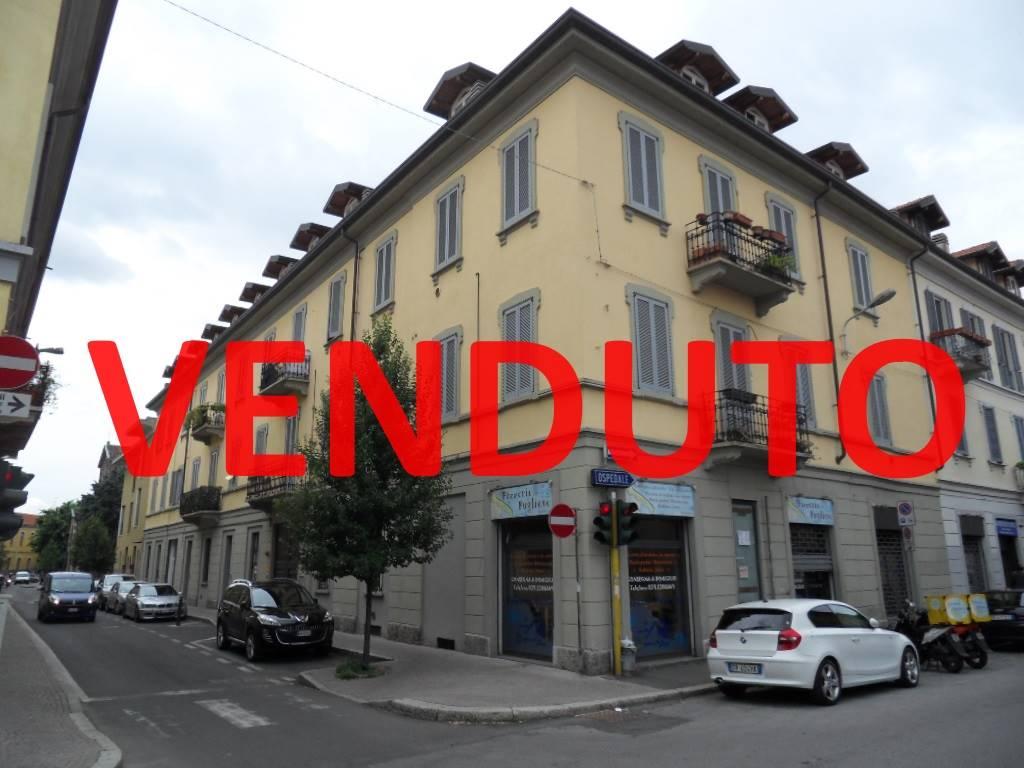 Loft / Openspace in vendita a Monza, 1 locali, zona Zona: 5 . San Carlo, San Giuseppe, San Rocco, prezzo € 85.000   Cambio Casa.it