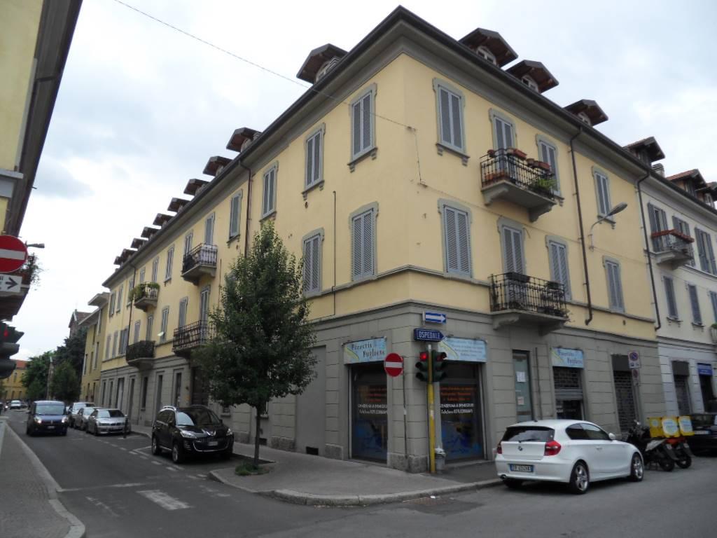 Loft / Openspace in vendita a Monza, 1 locali, zona Zona: 5 . San Carlo, San Giuseppe, San Rocco, prezzo € 85.000 | Cambio Casa.it