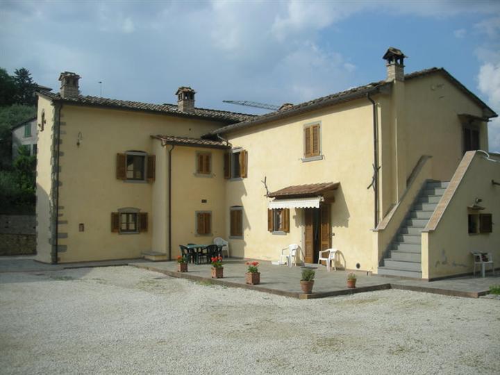 Villa-Villetta  in Vendita a Anghiari