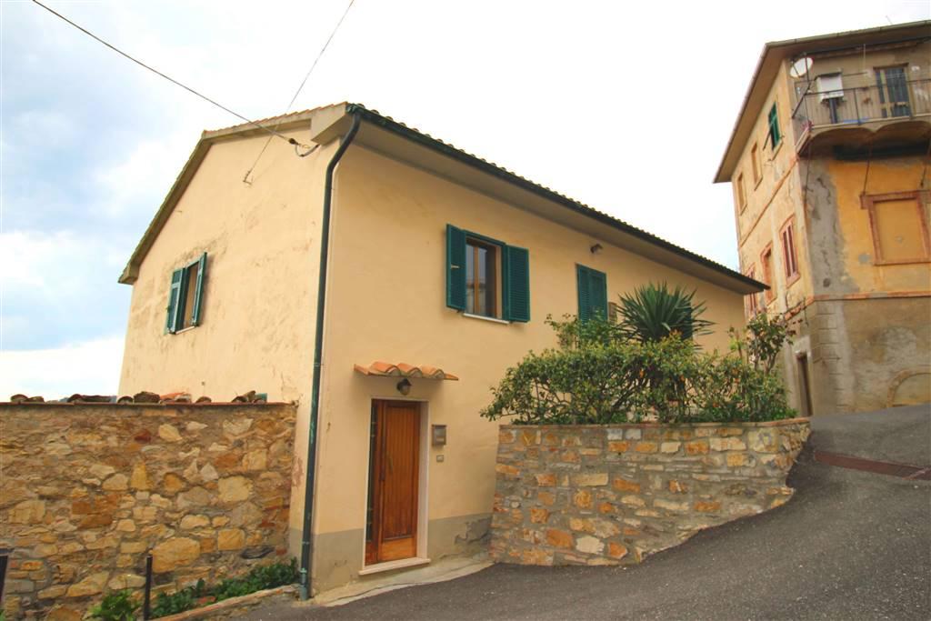 Soluzione Indipendente in vendita a Monteverdi Marittimo, 6 locali, zona Località: MONTEVERDI M.MO, prezzo € 80.000 | CambioCasa.it