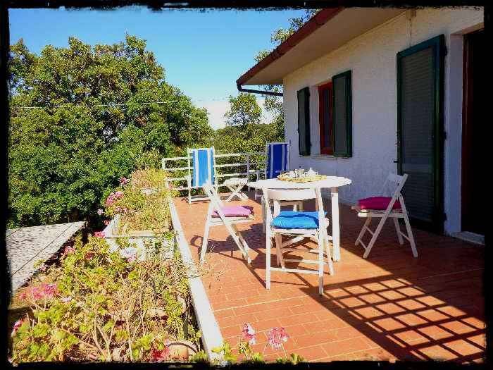 Soluzione Indipendente in affitto a Capoliveri, 3 locali, prezzo € 400 | Cambio Casa.it