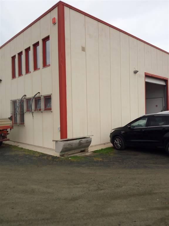 Capannone industriale in vendita a San Vincenzo