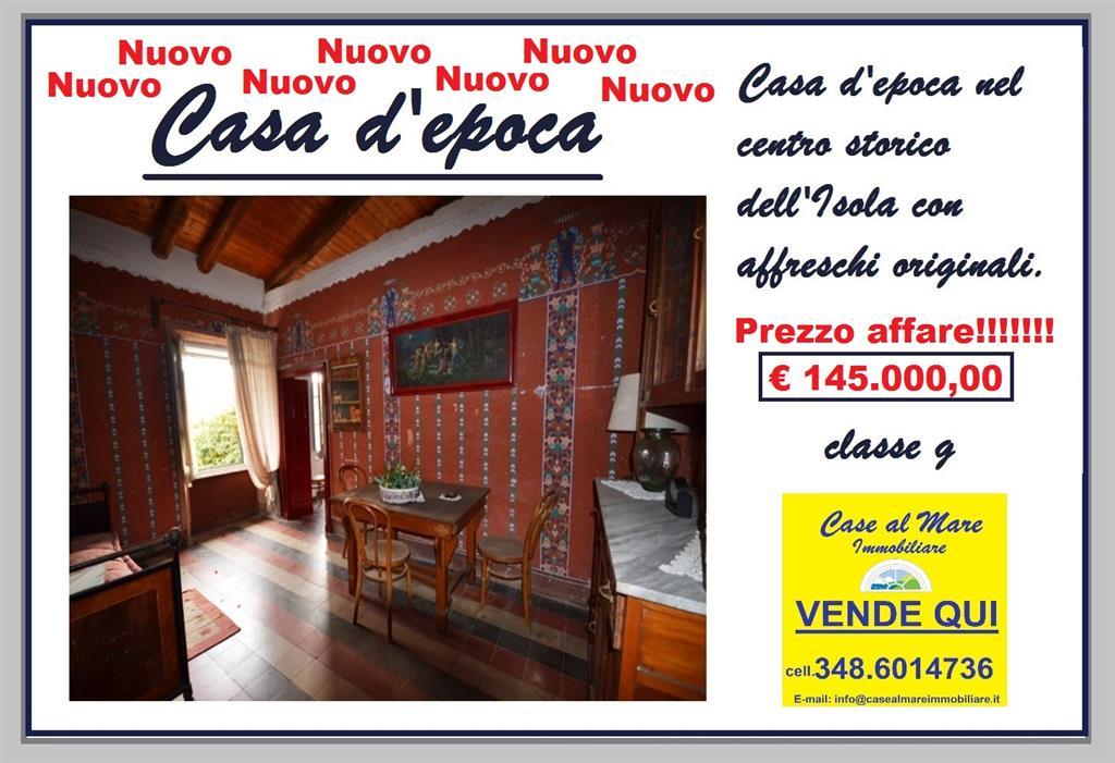 Soluzione Indipendente in vendita a La Maddalena, 4 locali, prezzo € 145.000 | Cambio Casa.it