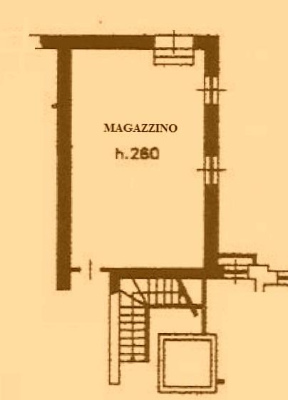 Magazzino in affitto a Sesto San Giovanni, 1 locali, prezzo € 200 | Cambio Casa.it