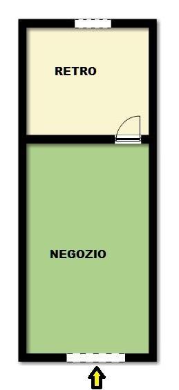 Negozio / Locale in vendita a Sesto San Giovanni, 2 locali, prezzo € 50.000 | Cambio Casa.it