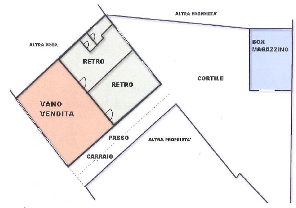 Negozio / Locale in vendita a Sesto San Giovanni, 9999 locali, prezzo € 180.000 | Cambio Casa.it