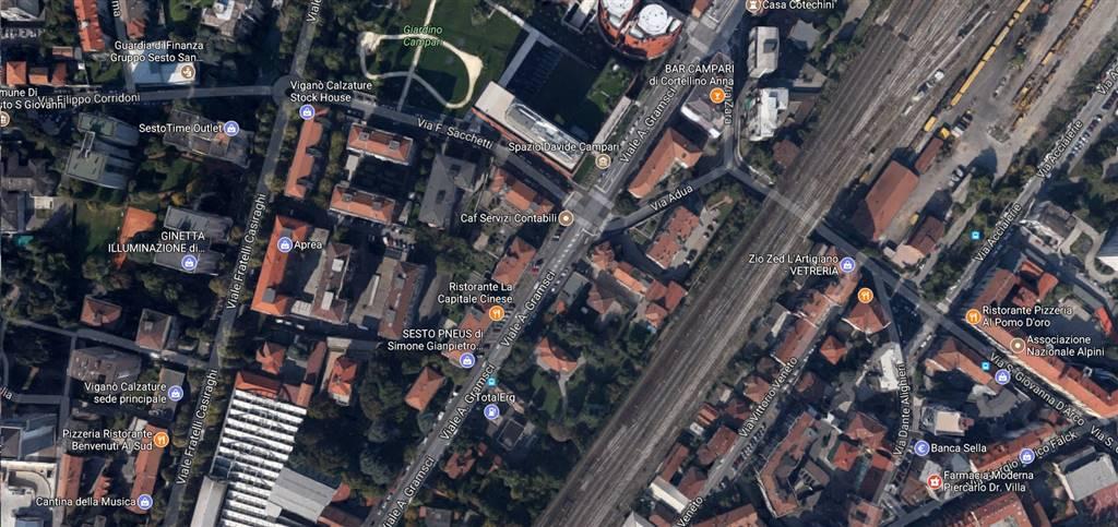 Terreno Edificabile Residenziale in vendita a Sesto San Giovanni, 3 locali, Trattative riservate | CambioCasa.it