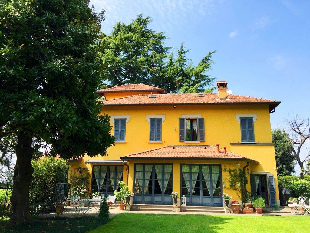 Villa-Villetta Vendita Monticello Brianza