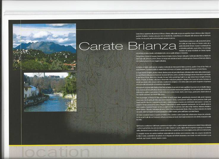Terreno Edificabile Residenziale in vendita a Carate Brianza, 9999 locali, prezzo € 900.000 | Cambiocasa.it