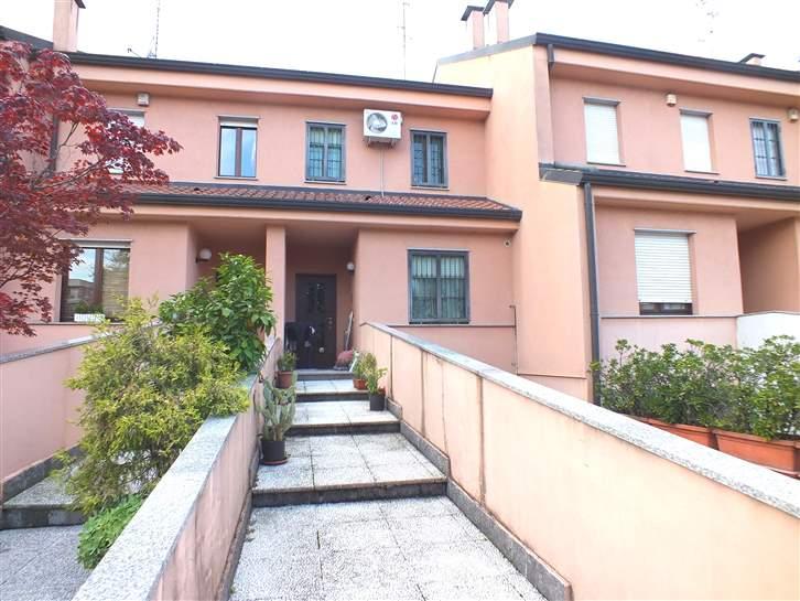Villa a Schiera in Vendita a Melzo