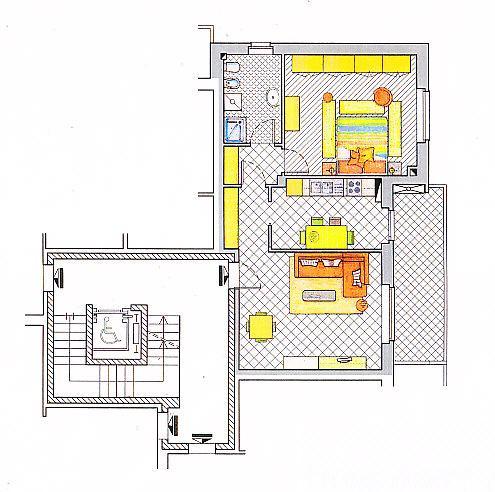 Appartamento in vendita a Broni, 4 locali, prezzo € 150.000   Cambio Casa.it