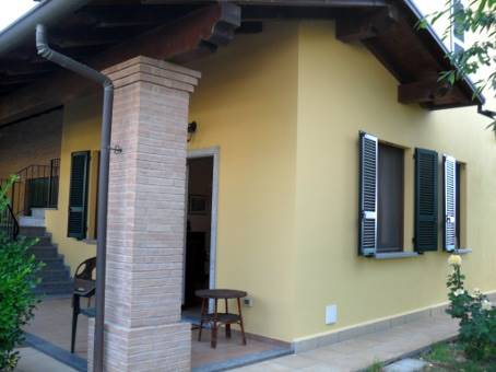 Villa Bifamiliare in Vendita a Campospinoso
