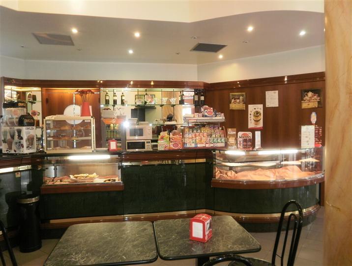 Bar, Segrate