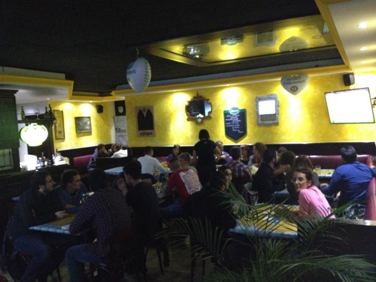 Bar, Agrate Brianza