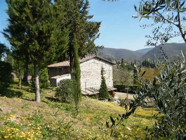 Soluzione Indipendente in vendita a Greve in Chianti, 5 locali, zona Località: DUDDA, prezzo € 320.000 | Cambio Casa.it