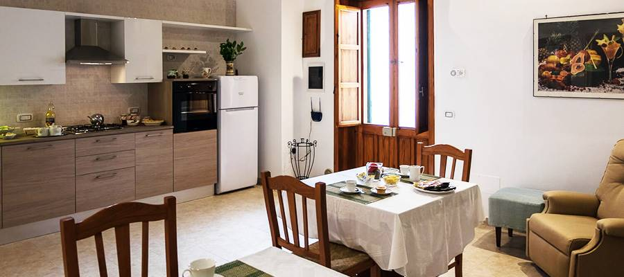Soluzione Semindipendente in affitto a San Cesario di Lecce, 3 locali, prezzo € 400 | CambioCasa.it