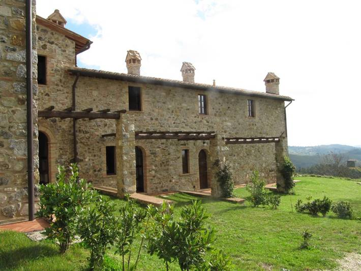 Appartamento in vendita a Roccalbegna, 2 locali, prezzo € 165.000 | CambioCasa.it