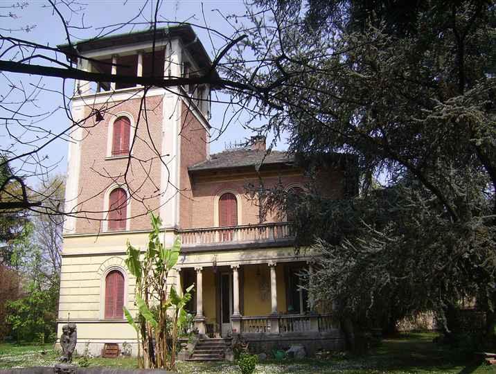 Villa in affitto a Brugherio, 2 locali, zona Zona: Baraggia, Trattative riservate | Cambio Casa.it