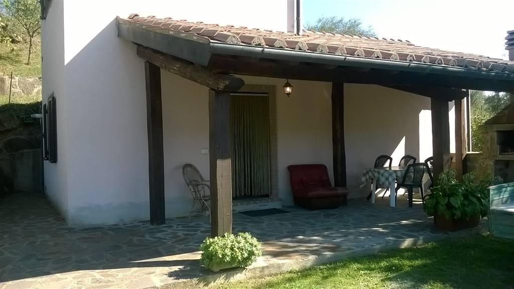 Soluzione Indipendente in affitto a Santa Fiora, 3 locali, zona Zona: Selva, prezzo € 70 | Cambio Casa.it