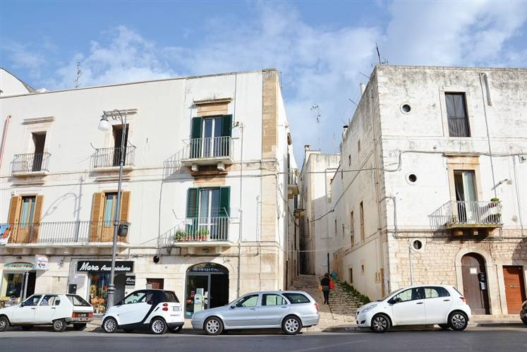 Casa semi indipendente, Putignano, ristrutturato