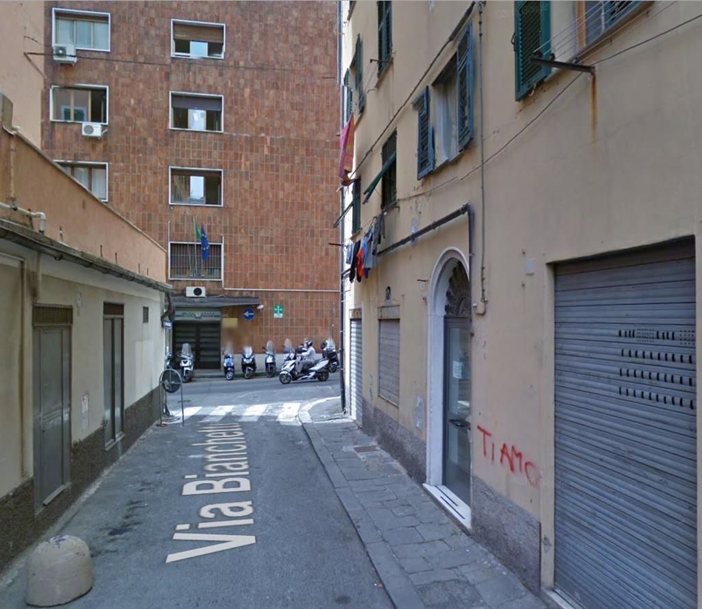 Vendita appartamento via bianchetti 2 principe genova for Accensione riscaldamento genova 2017