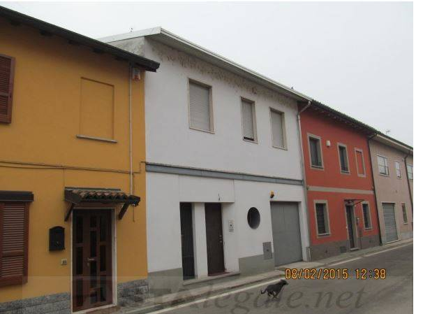 Casa semi indipendente in Via Villalunga 13, Certosa Di Pavia