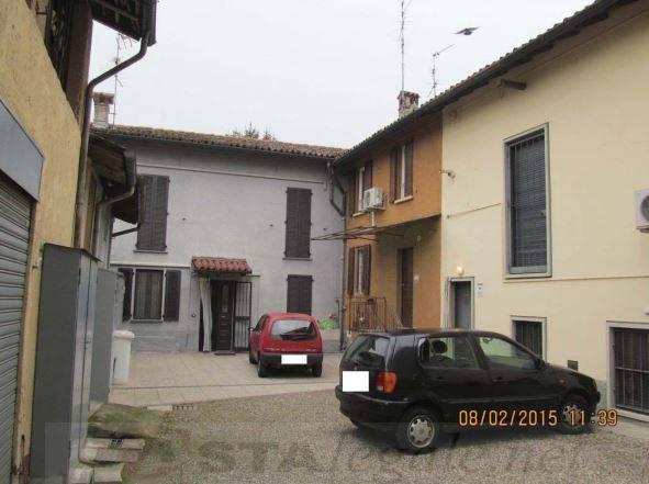 Casa semi indipendente in Vicolo San Michele  18, Certosa Di Pavia