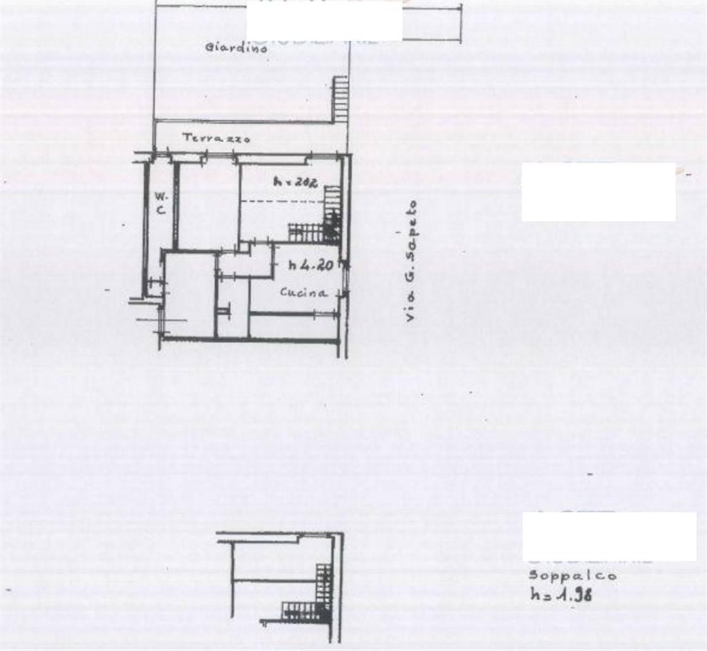 Vendita appartamento via giuseppe sapeto 4 2 borgoratti for Accensione riscaldamento genova 2017