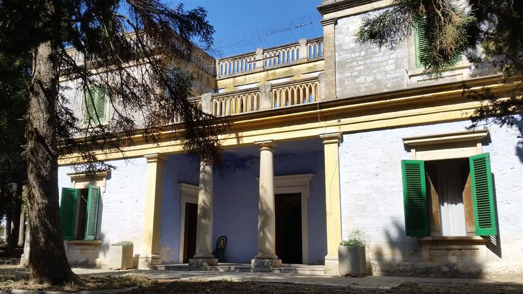 Villa in vendita a Fasano, 20 locali, zona Zona: Selva di Fasano , prezzo € 520.000 | Cambio Casa.it