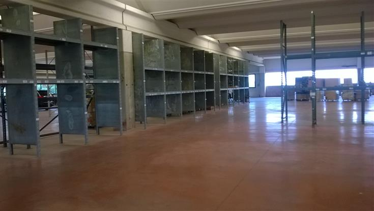 Capannone in affitto a Novate Milanese, 9999 locali, prezzo € 16.200 | Cambio Casa.it